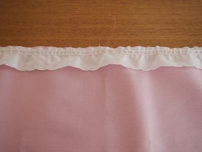 縫いつける